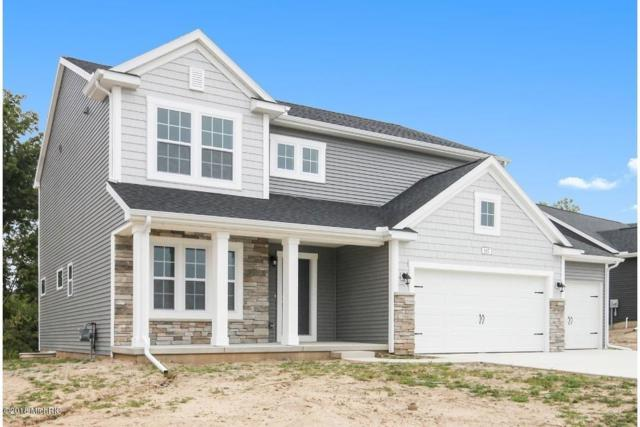 687 Painted Rock Drive, Byron Center, MI 49315 (MLS #18054772) :: JH Realty Partners