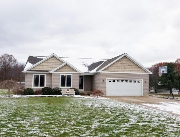 1609 N Dagget Road, Pierson, MI 49339 (MLS #18054886) :: Deb Stevenson Group - Greenridge Realty