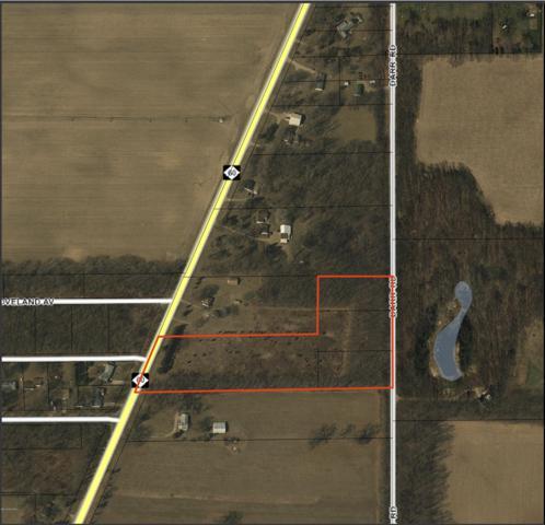Vacant Land  M-60, Three Rivers, MI 49093 (MLS #18054934) :: CENTURY 21 C. Howard