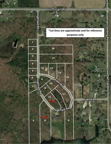 Lot 11 Kuhn Road, Three Rivers, MI 49093 (MLS #18055137) :: Matt Mulder Home Selling Team