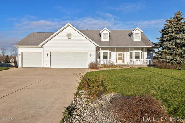907 Eagle Ridge Drive, Coopersville, MI 49404 (MLS #18055410) :: JH Realty Partners