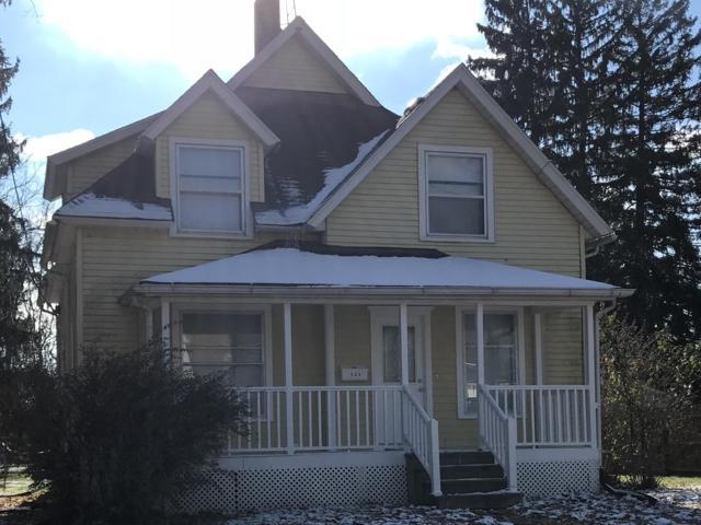 508 E Water Street, Cassopolis, MI 49031 (MLS #18055544) :: Matt Mulder Home Selling Team