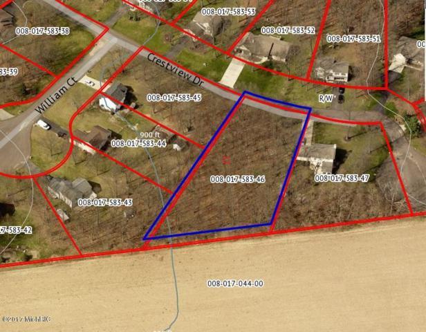 8448 Crestview Drive, Greenville, MI 48838 (MLS #18055558) :: Deb Stevenson Group - Greenridge Realty