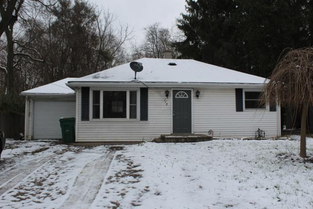 115 Reed Street, Cassopolis, MI 49031 (MLS #18055940) :: Matt Mulder Home Selling Team