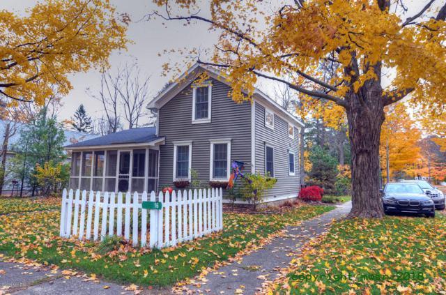 16 N Rutledge Street, Pentwater, MI 49449 (MLS #18055942) :: Matt Mulder Home Selling Team