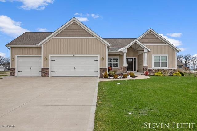 581 Settlement Lane, Zeeland, MI 49464 (MLS #18056147) :: Deb Stevenson Group - Greenridge Realty