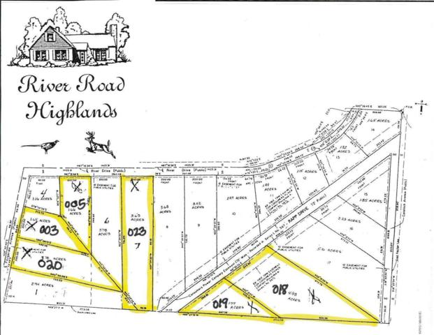 Lot 5 S River Drive, Grant, MI 49327 (MLS #18056203) :: Deb Stevenson Group - Greenridge Realty