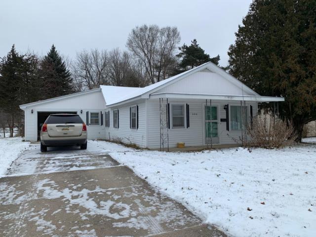 302 W Osceola Avenue, Reed City, MI 49677 (MLS #18056493) :: Matt Mulder Home Selling Team