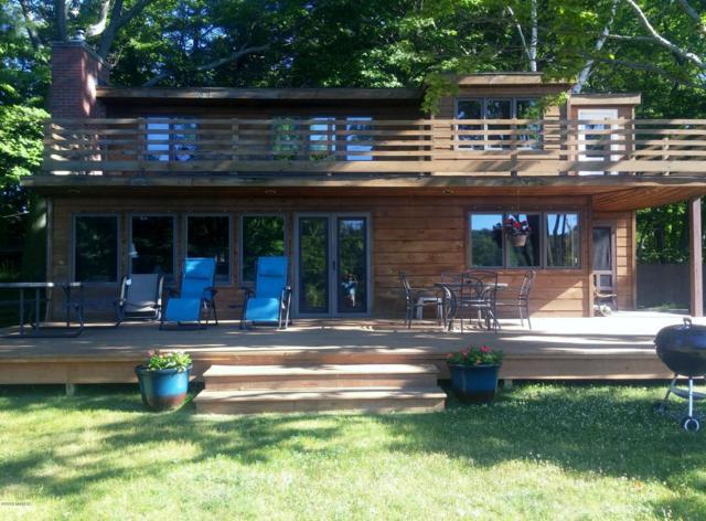 2031 Second Street, Onekama, MI 49675 (MLS #18056574) :: Matt Mulder Home Selling Team