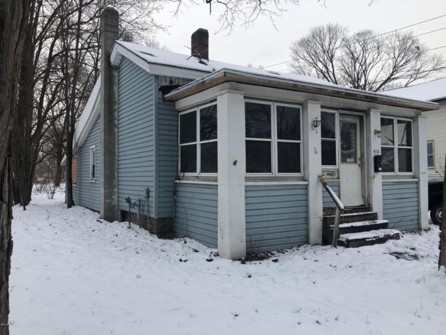 410 E Broadway St, Three Rivers, MI 49093 (MLS #18056820) :: Matt Mulder Home Selling Team