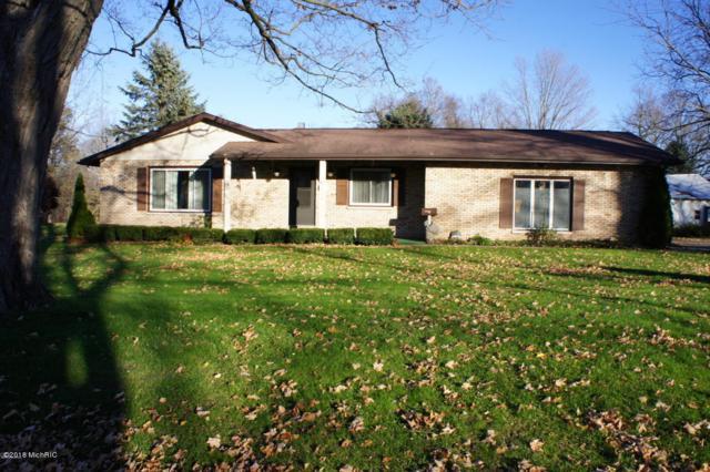 115 S Park Street, Union City, MI 49094 (MLS #18057417) :: Deb Stevenson Group - Greenridge Realty