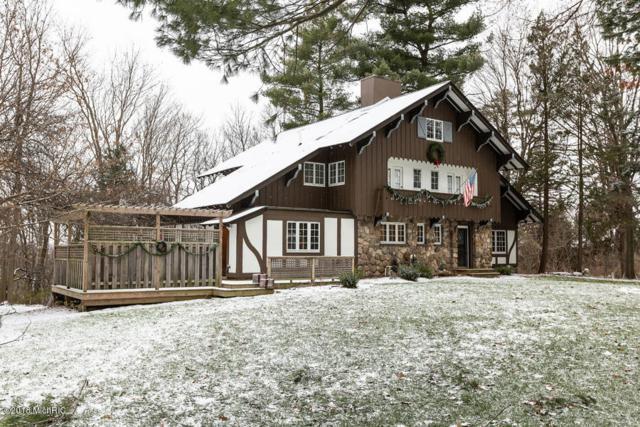 4516 Leonard Street, Coopersville, MI 49404 (MLS #18057431) :: Matt Mulder Home Selling Team