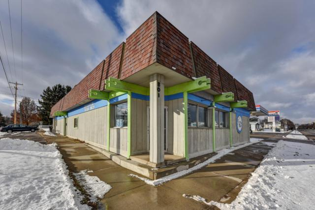 801 N State Street, Big Rapids, MI 49307 (MLS #18057948) :: Deb Stevenson Group - Greenridge Realty