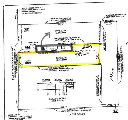 4225 Blue Star Highway, Holland, MI 49423 (MLS #18058070) :: Matt Mulder Home Selling Team