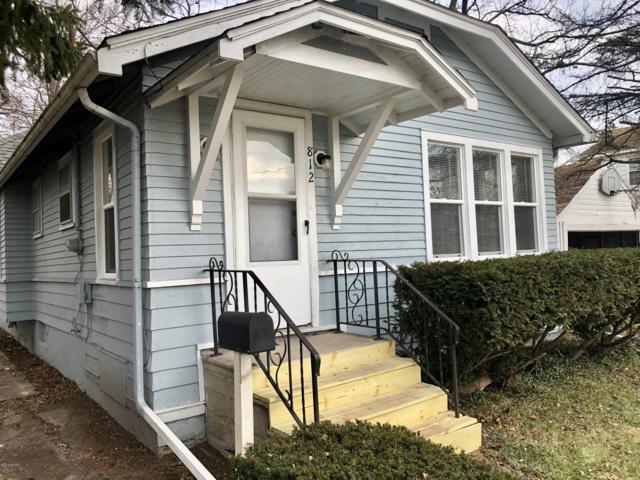812 Mabel Street, Kalamazoo, MI 49007 (MLS #18058138) :: Matt Mulder Home Selling Team