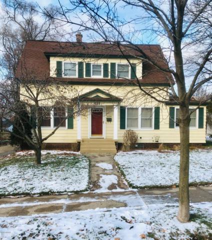 459 Eleanor Street NE, Grand Rapids, MI 49505 (MLS #18058140) :: Matt Mulder Home Selling Team