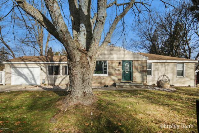 710 W High Street, Greenville, MI 48838 (MLS #18058853) :: Matt Mulder Home Selling Team