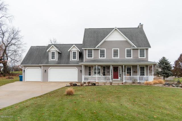 25926 Emerald Circle, Mattawan, MI 49071 (MLS #18059085) :: JH Realty Partners