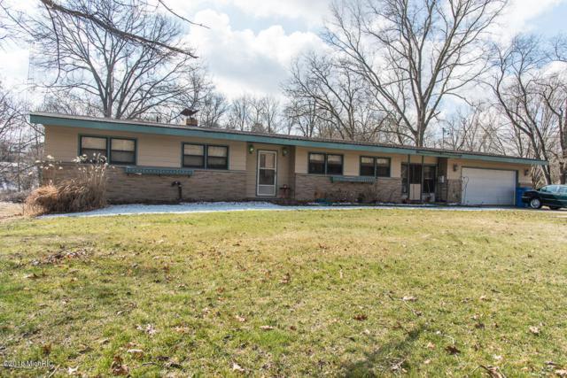 130 Iden Lane, Battle Creek, MI 49017 (MLS #18059195) :: Matt Mulder Home Selling Team