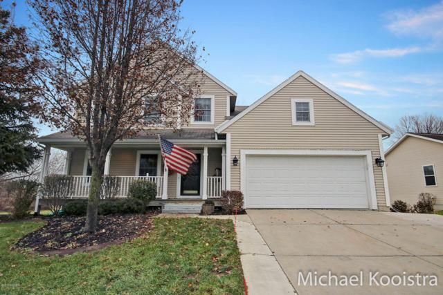 2250 Christine Court SE, Grand Rapids, MI 49546 (MLS #18059272) :: Matt Mulder Home Selling Team