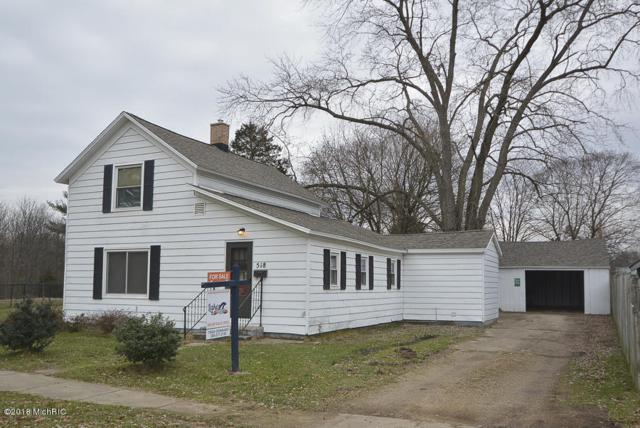 518-North Lagrave Street, Paw Paw, MI 49079 (MLS #19000009) :: JH Realty Partners