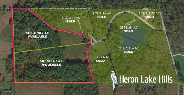8418 Heron Lake Hills, New Carlisle, IN 46552 (MLS #19000170) :: CENTURY 21 C. Howard