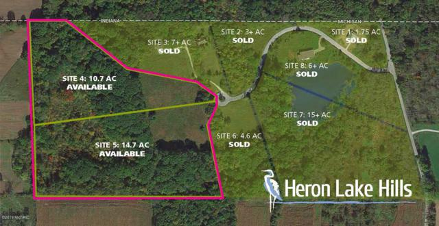 8419 Heron Lake Hills, New Carlisle, IN 46552 (MLS #19000173) :: CENTURY 21 C. Howard