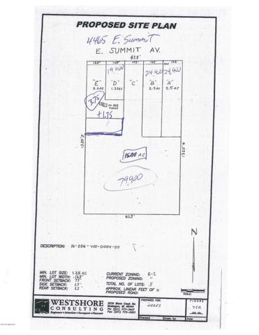 E Summit Avenue Parcel A, Muskegon, MI 49444 (MLS #19000325) :: JH Realty Partners
