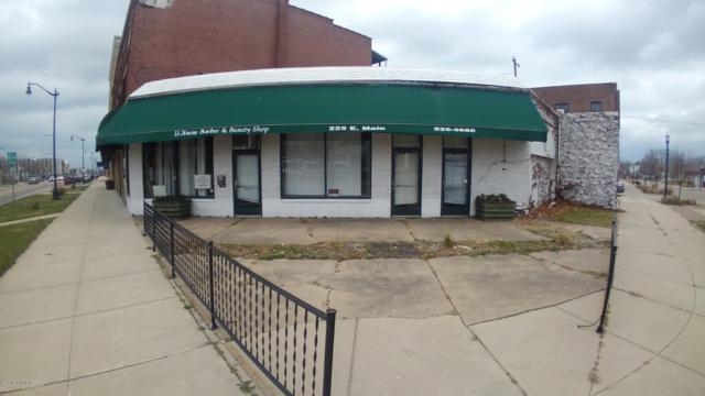 225 E Main Street, Benton Harbor, MI 49022 (MLS #19000366) :: Deb Stevenson Group - Greenridge Realty