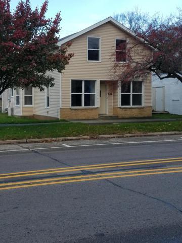 126 S Main Street, Lawton, MI 49065 (MLS #19000630) :: Matt Mulder Home Selling Team