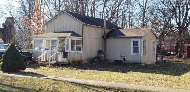 425 N Hayward Street, Schoolcraft, MI 49087 (MLS #19000666) :: Matt Mulder Home Selling Team