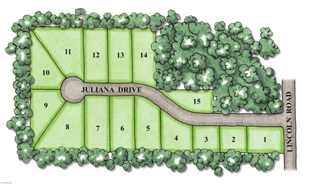 6460 W Juliana Drive Lot 15, Ludington, MI 49431 (MLS #19000688) :: JH Realty Partners