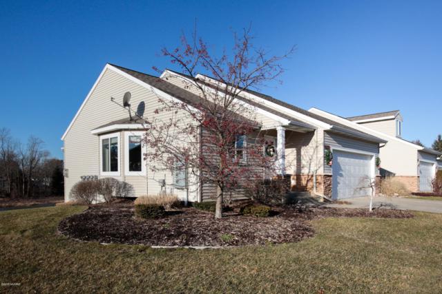 1257 S Village Circle, Kalamazoo, MI 49009 (MLS #19000803) :: Matt Mulder Home Selling Team