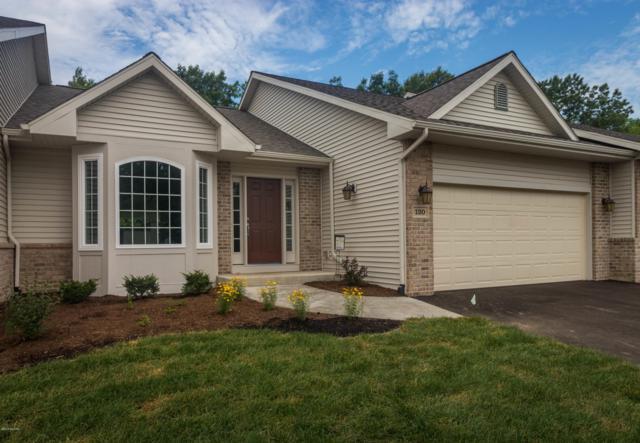 120 Round Hill Road Unit 18, Kalamazoo, MI 49009 (MLS #19001043) :: Matt Mulder Home Selling Team