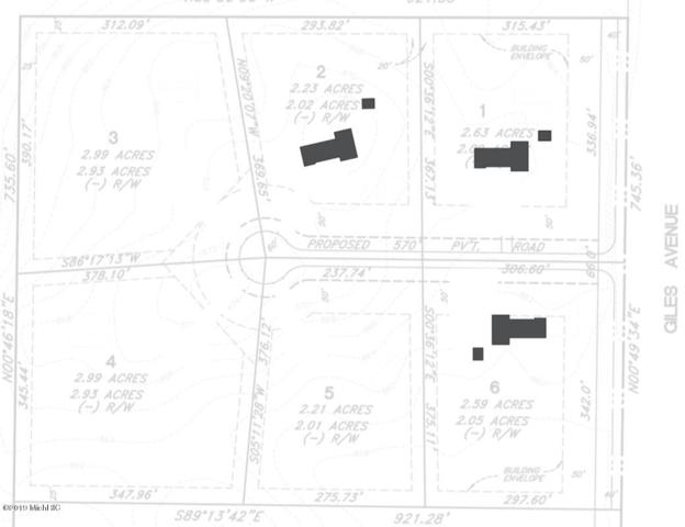 lot 2 Cannonfields Lane, Ada, MI 49301 (MLS #19001519) :: Matt Mulder Home Selling Team