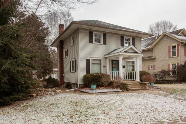 408 N Madison Street, Marshall, MI 49068 (MLS #19001530) :: Matt Mulder Home Selling Team