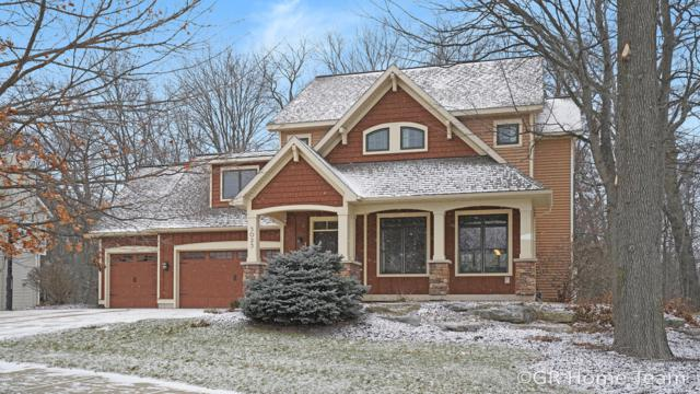5025 W Village Trail SE, Ada, MI 49301 (MLS #19001565) :: JH Realty Partners