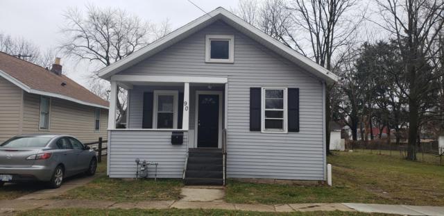 90 Sharon Avenue, Battle Creek, MI 49017 (MLS #19001608) :: Matt Mulder Home Selling Team