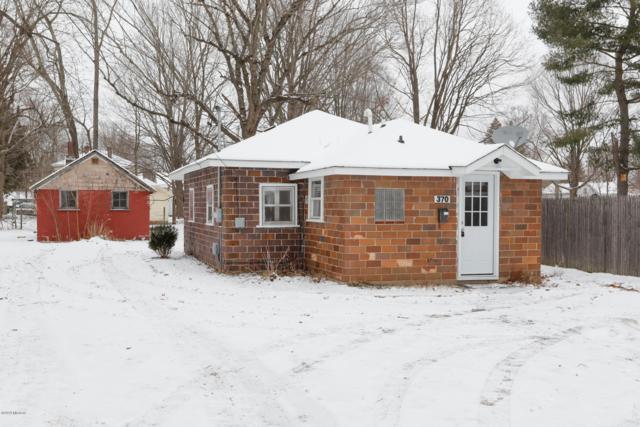 370 W Franklin Street, Otsego, MI 49078 (MLS #19001823) :: Matt Mulder Home Selling Team