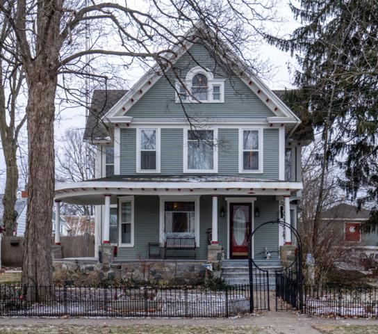 223 E Michigan Street, Reading, MI 49274 (MLS #19001892) :: Matt Mulder Home Selling Team