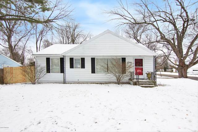 2709 Applelane Avenue, Kalamazoo, MI 49008 (MLS #19001896) :: Matt Mulder Home Selling Team