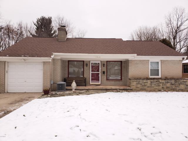 1321 Kingston Avenue, Kalamazoo, MI 49001 (MLS #19001906) :: Matt Mulder Home Selling Team