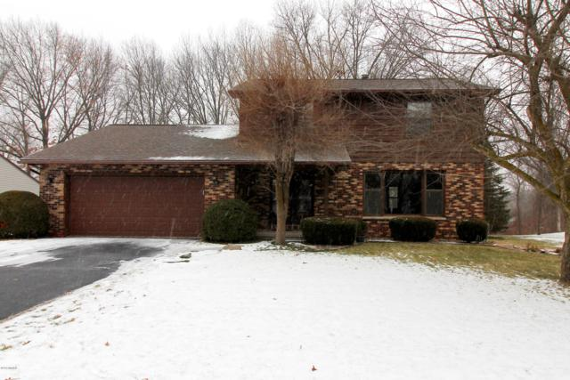 204 Brentwood Drive, Battle Creek, MI 49015 (MLS #19002374) :: Matt Mulder Home Selling Team