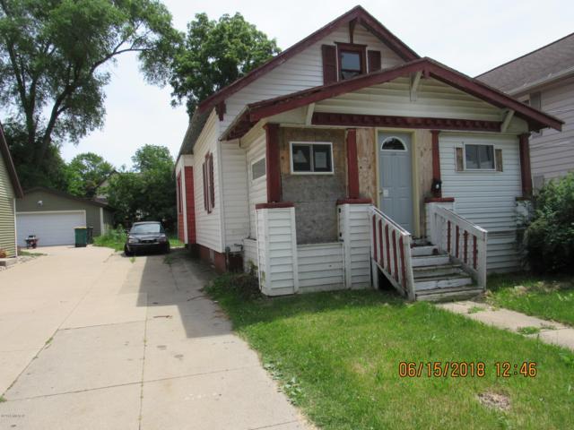 18 Franklin Street, Battle Creek, MI 49017 (MLS #19002410) :: Matt Mulder Home Selling Team