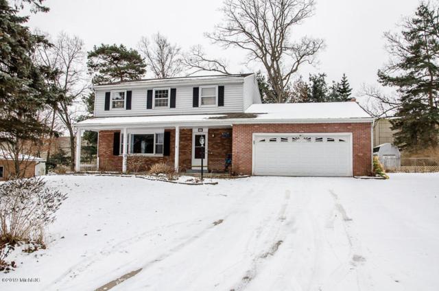 526 Circlewood Dr S, Portage, MI 49002 (MLS #19002536) :: Matt Mulder Home Selling Team