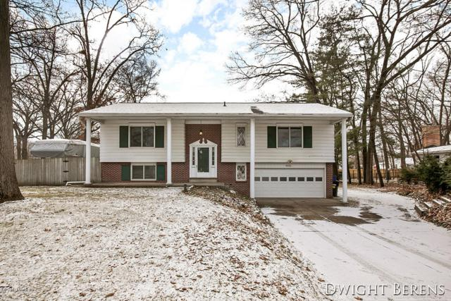 4080 Blair Street, Hudsonville, MI 49426 (MLS #19002548) :: JH Realty Partners