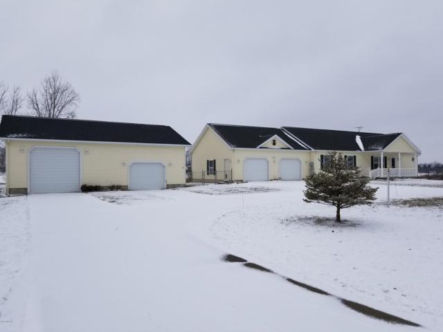 1851 Case Drive, Union City, MI 49094 (MLS #19002554) :: JH Realty Partners