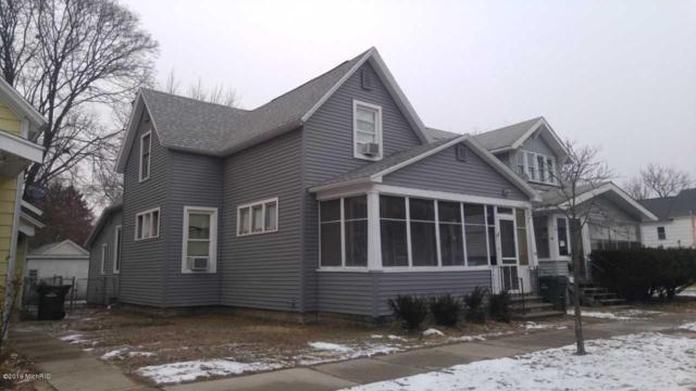 194 Strong Avenue, Muskegon, MI 49441 (MLS #19002694) :: JH Realty Partners