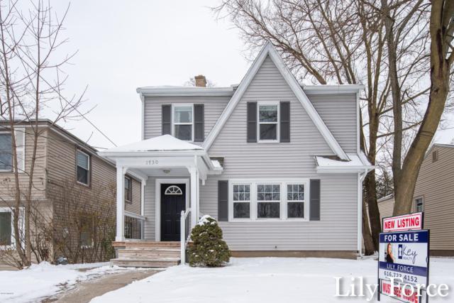 1730 Silver Avenue SE, Grand Rapids, MI 49507 (MLS #19002940) :: JH Realty Partners