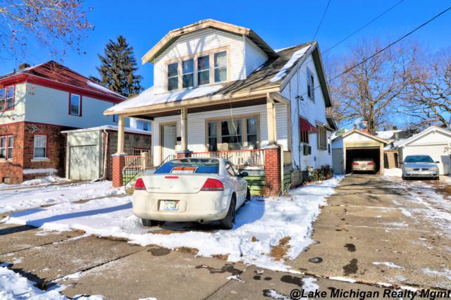 747 Sibley Street NW, Grand Rapids, MI 49504 (MLS #19002980) :: JH Realty Partners
